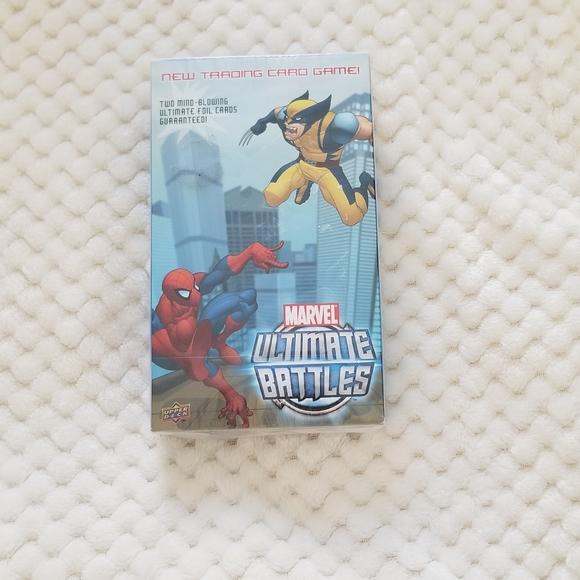 Marvel Ultimate Battles Card Game